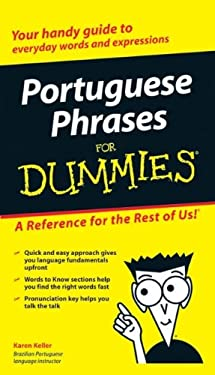 Portuguese Phrases for Dummies 9780470037508