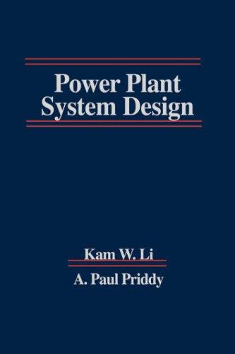 Power Plant System Design 9780471888475