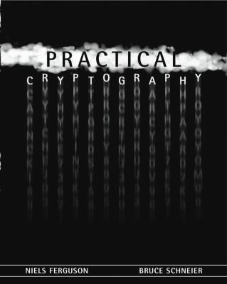 Practical Cryptography 9780471223573
