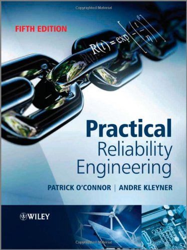 Practical Reliability Engineering 9780470979815