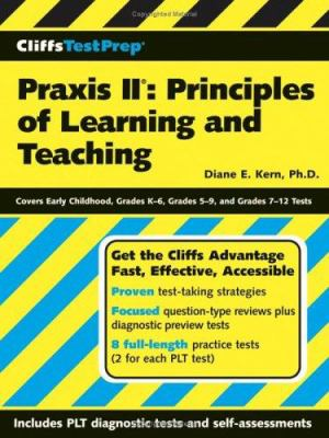 Praxis II: Principles of Learning and Teaching 9780471752127