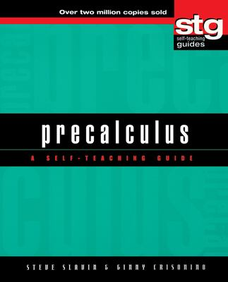 Precalculus: A Self-Teaching Guide 9780471378235