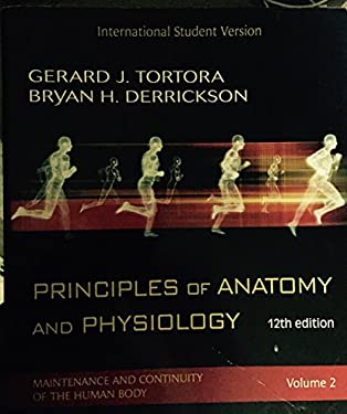 Principles of Anatomy and Physiology: Maintenance and Continuity of the Human Body Volume II 9780470392348