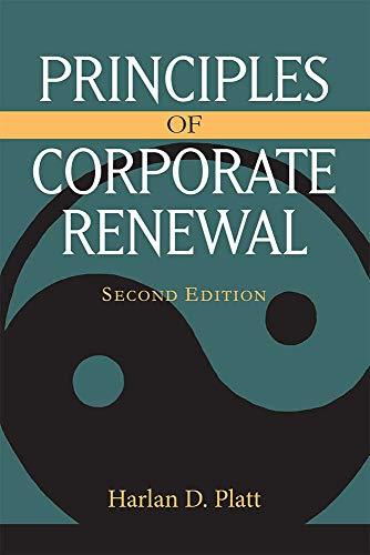 Principles of Corporate Renewal, Second Edition 9780472113668