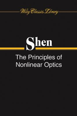 Principles of Nonlinear Optics 9780471430803