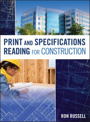 Print and Specifications Reading for Construction 9780470879412