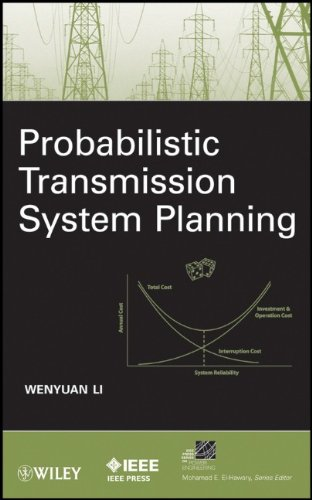 Probabilistic Transmission System Planning 9780470630013