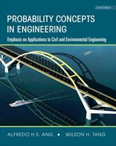 Probability Concepts in Engineering: Emphasis on Applications in Civil & Environmental Engineering 1571074