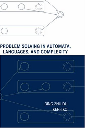 Problem Solving in Automata, Languages, and Complexity 9780471439608