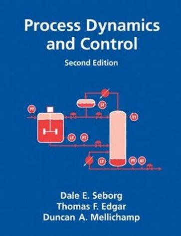 Process Dynamics and Control 9780471000778