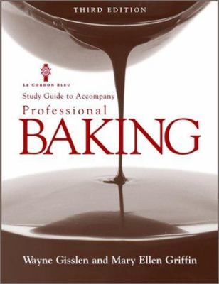 Professional Baking, Study Guide 9780471417743
