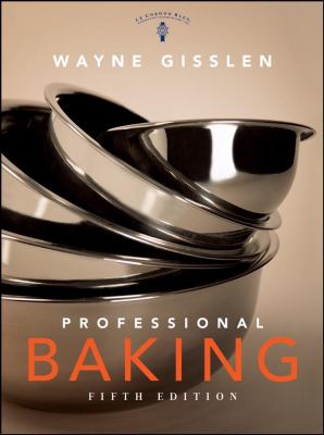 Professional Baking [With CDROM] 9780471783480