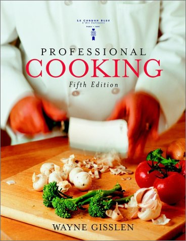 Professional Cooking [With CDROM] 9780471397113