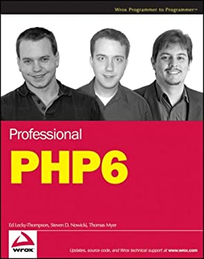 Professional PHP6 9780470395097