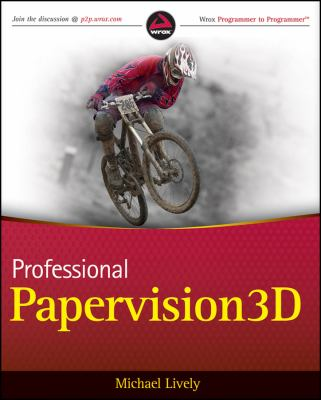 Professional Papervision3D 9780470742662