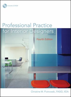 Professional Practice for Interior Designers [With CDROM] 9780471760863
