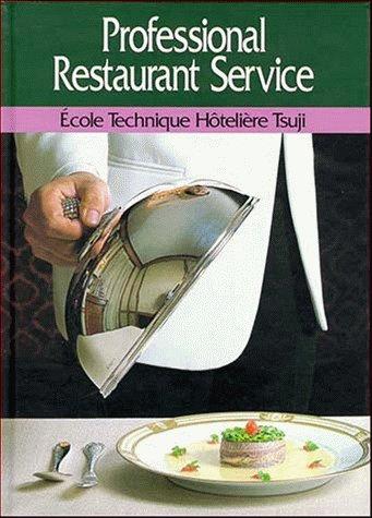 Professional Restaurant Service 9780471538288