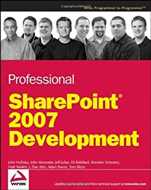 Professional SharePoint 2007 Development 9780470117569