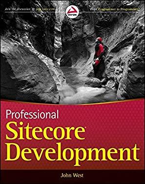 Professional Sitecore Development 9780470939017