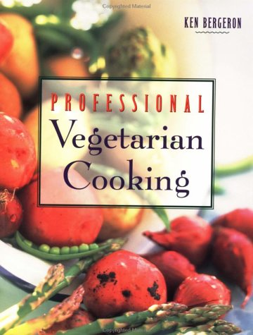 Professional Vegetarian Cooking 9780471292357