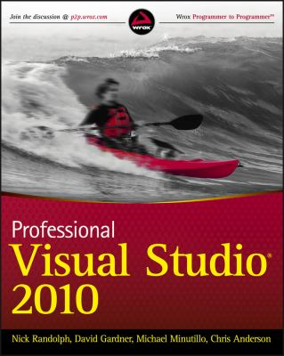 Professional Visual Studio 2010 9780470548653