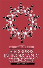 Progress in Inorganic Chemistry 1553938