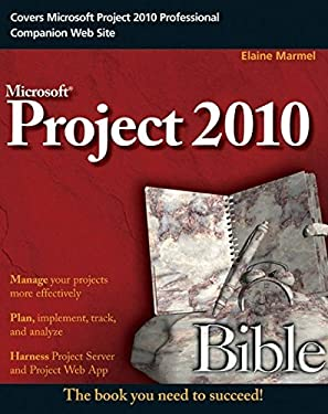 Project 2010 Bible 9780470501313