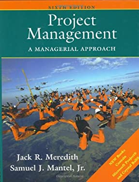 Project Management: A Managerial Approach [With 2 CDROMs] 9780471715375