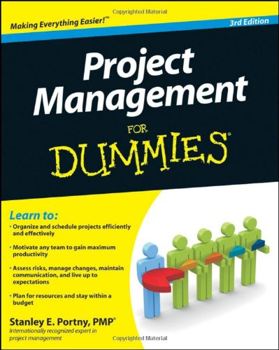 Project Management for Dummies 9780470574522