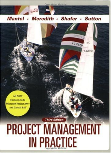 Project Management in Practice [With 2 CDROMs] 9780470121641