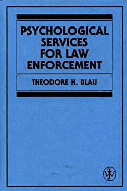Psychological Services for Law Enforcement 9780471559504
