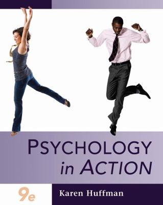 Psychology in Action 9780470379110