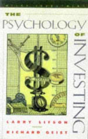 Psychology of Investing 9780471183396