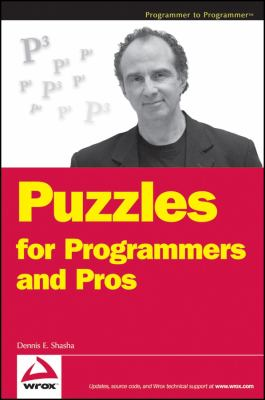 Puzzles for Programmers and Pros 9780470121689