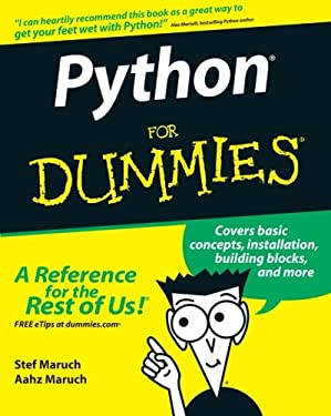 Python for Dummies 9780471778646