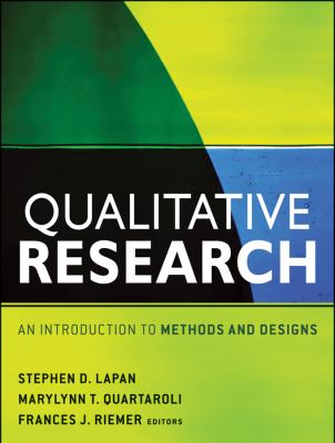 Qualitative Research: An Introduction to Methods and Designs 9780470548004