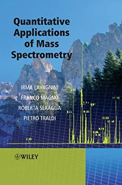 Quantitative Applications of Mass Spectrometry 9780470025161