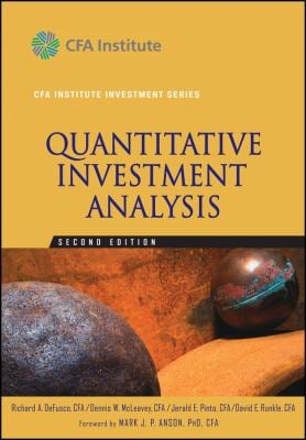 Quantitative Investment Analysis 9780470052204