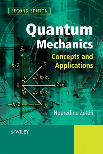 Quantum Mechanics: Concepts and Applications 9780470026793