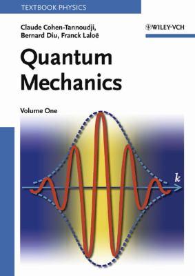 Quantum Mechanics 9780471164333