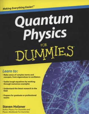 Quantum Physics for Dummies 9780470381885