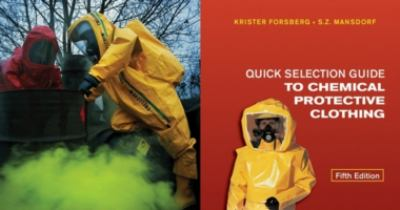 Quick Selection Guide to Chemical Protective Clothing 9780470146811