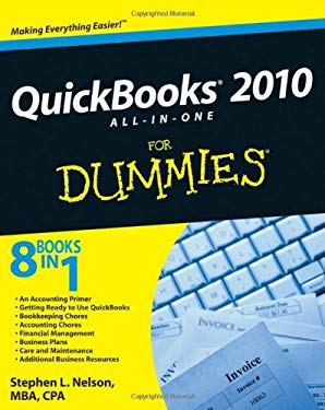 QuickBooks 2010 All-In-One for Dummies 9780470508374