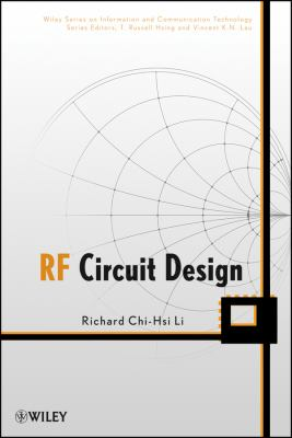rf circuit design richard chi hsi li pdf