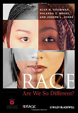 Race: Are We So Different 9780470657140