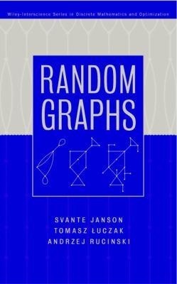 Random Graphs 9780471175414