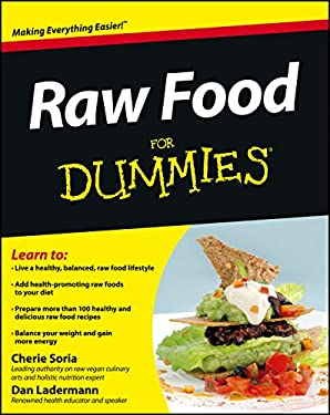 Raw Food for Dummies 9780471770114