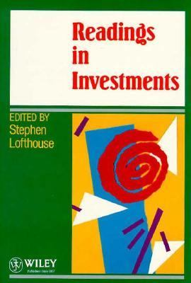 Readings in Investments 9780471952084