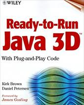 Ready-To-Run Java 3DTM [With *]