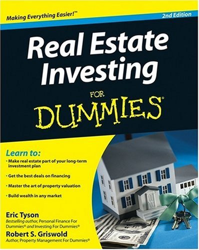 Real Estate Investing for Dummies 9780470289662